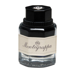 Montegrappa Fountain Pen Ink Bottle - Blue