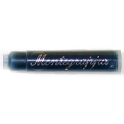 Montegrappa Fountain Pen Ink Cartridges - Blue