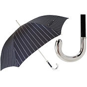 Pasotti Ombrelli Striped Dandy Men's Umbrella