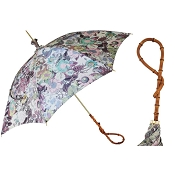 Pasotti Flower Parasol - Bamboo Handle