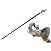 Pasotti Walking Cane - Elephant