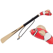 Pasotti Red Fish Shoehorn