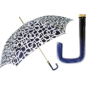 Pasotti Ombrelli Esagoni Interlock Women's Umbrella
