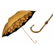 Pasotti Ombrelli Dahlia Gold Women's Umbrella