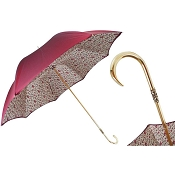 Pasotti Pink with Wallpaper Style Interior Women's Umbrella