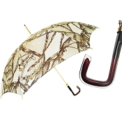 Pasotti Classic Design Women's Umbrella with Bridles Print