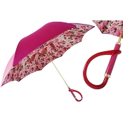 Pasotti Fushsia Flowers Women's Umbrella