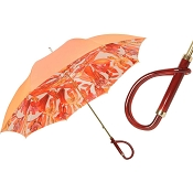 Pasotti Orange Flowers Women's Umbrella
