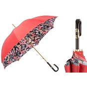 Pasotti Red Top Butterflies Women's Umbrella