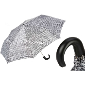 Pasotti Little Circles Women's Folding Umbrella