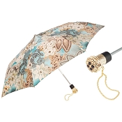 Pasotti Beautiful Flowers Women's Folding Umbrella