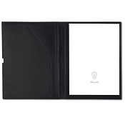 Pineider 1949 Leather A4 Notepad with Flap