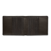 Pineider Aliante Winter Leather Mens Bi-fold Wallet