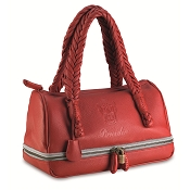 Pineider Cervinia Deerskin Leather Women's Bag