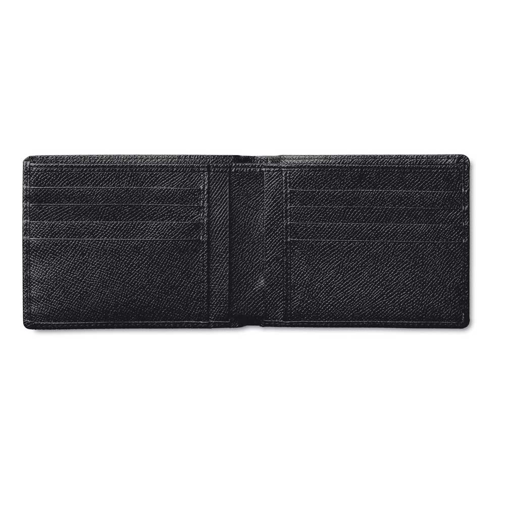 Pineider City Chic Leather Men's Bifold Wallet