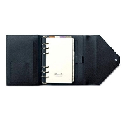 Pineider City Chic Leather Organizer - Medium - Envelope Shaped Flap