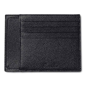 Pineider City Chic Leather Multi Card Holder Wallet