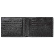 Pineider Country Leather Mens Bifold Wallet