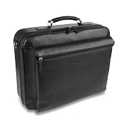 Pineider Country Leather Briefcase - 48 Hour Travel Bag