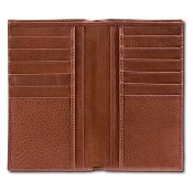 Pineider Country Leather International Wallet