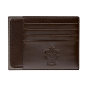Pineider Fall Edition Leather Multi-Card Holder Wallet