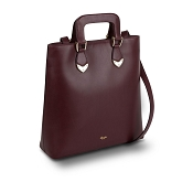 Pineider Heritage Leather Tote Bag