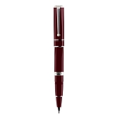 Pineider 1949 Rollerball Pen - Bordeaux Methacrylate