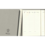 Pineider Diary Refill cm 21x26 - Weekly