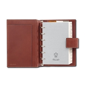 Pineider Power Elegance Leather Organizer - Small