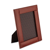Pineider Power Elegance Leather Picture Frame - Medium