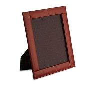 Pineider Power Elegance Leather Picture Frame - Large