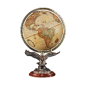 Replogle Freedom Antique Desk Globe