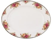 Royal Albert Old Country Roses Large Oval Platter