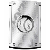 ST Dupont James Bond 007 MaxiJet Cigar Cutter - Chrome - Limited Edition