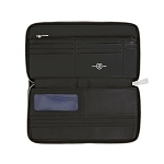 ST Dupont Defi Black Millenium Travel Companion Wallet