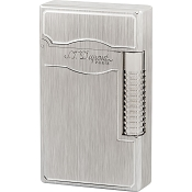 Le Grand ST Dupont Lighter - Brushed Palladium