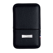 ST Dupont Line D Cigarette | Business Card Case - Black Contraste
