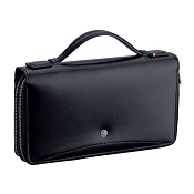 ST Dupont Line D Leather Organizer Man Purse