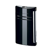 ST Dupont MaxiJet Lighter - Black As Night