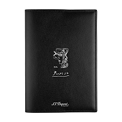 ST Dupont Picasso Leather Agenda - Profil de Femme - Limited Edition