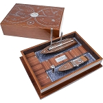 ST Dupont Seven Seas Collector - Lighter & Pen Set - Limited Edition