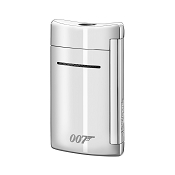 ST Dupont Spectre James Bond 007 MiniJet Lighter - Grey