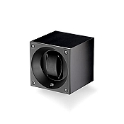 Swiss Kubik Aluminum Single Watch Winder - Black