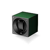 Swiss Kubik Aluminum Single Watch Winder - Green