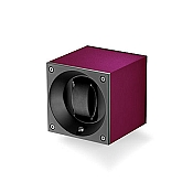 Swiss Kubik Aluminum Single Watch Winder - Purple