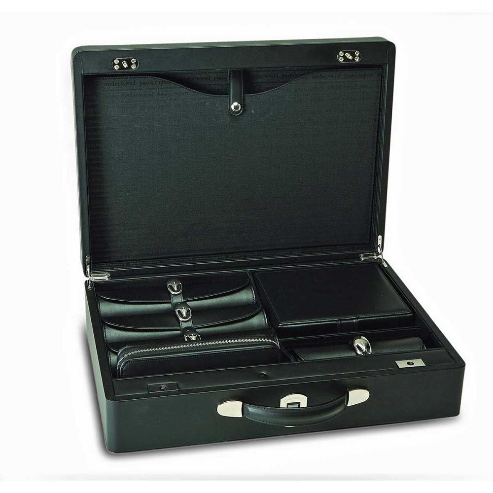 Underwood Biometric Lock Security Briefcase Attache