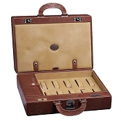 Underwood Biometric Lock Attache Case for Watches & Jewelry