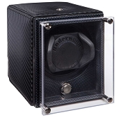 Underwood EvO Carbon Fiber Watch Winder - Single