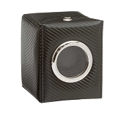 Underwood Carbon Fiber Single Watch Winder - Hublot Window