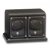 Underwood EvO Leather Watch Winder -  Double Watch Modules